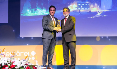 ICCI 2014 Energy Awards goes to Niksar in Hydroelectricity.